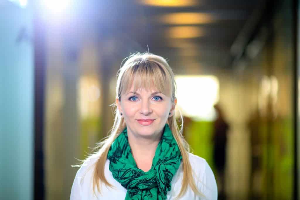 Andreea Mihnea, HR Director EY Romania
