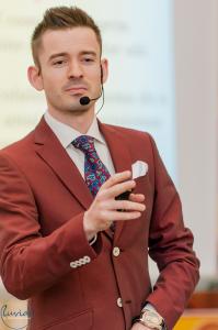 Ovidiu Oltean speaker
