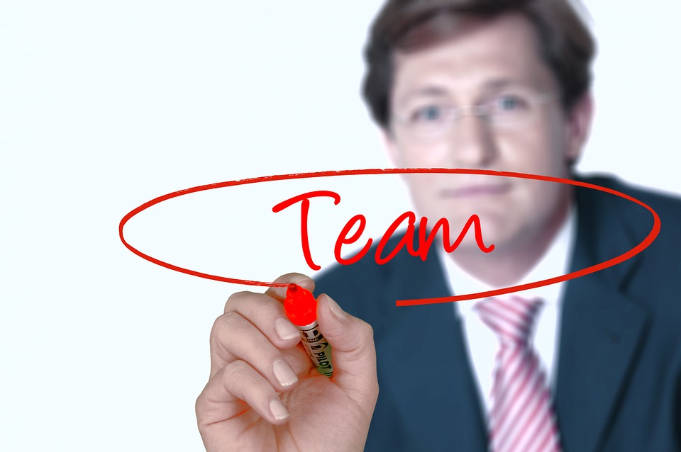 Manager-team