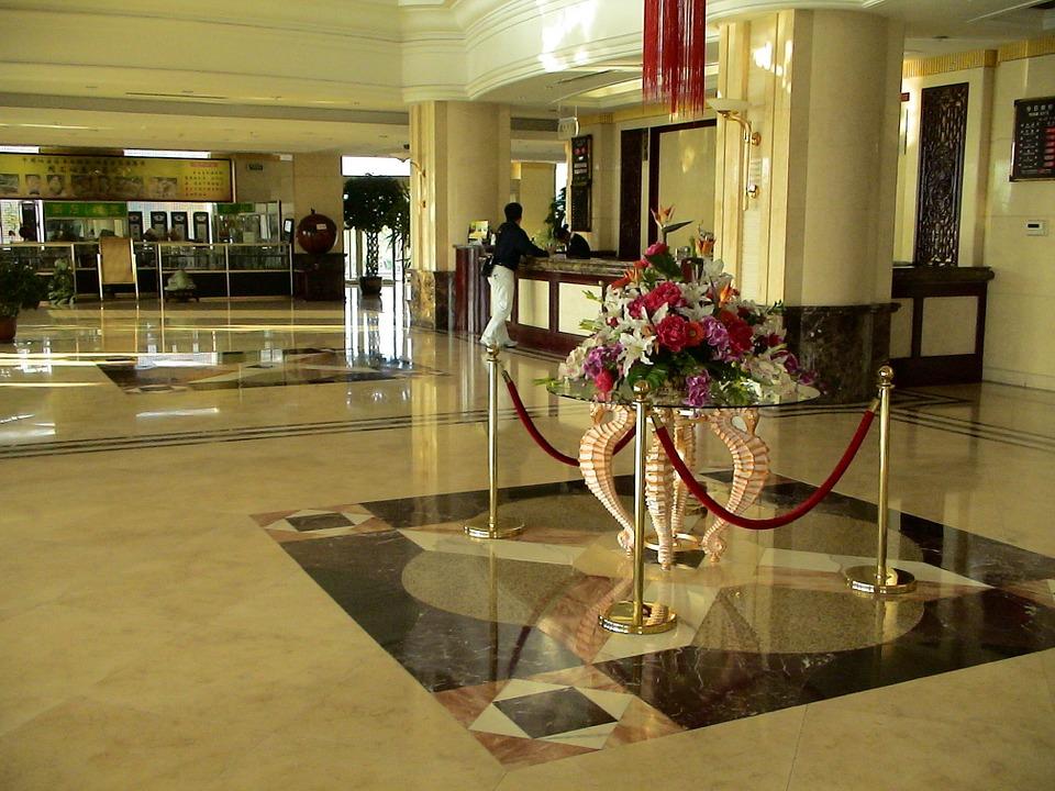 receptie hotel