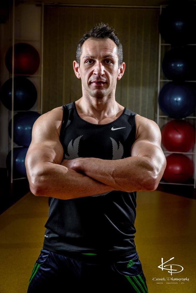 Sergiu Vescan, antrenor personal