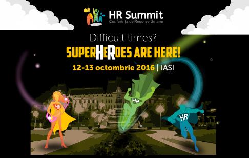 Macheta HR Summit Iasi