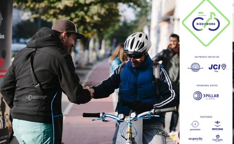 Clujenii, invitați să meargă cu bicicleta la serviciu și în sezonul rece -  All About JobsAll About Jobs