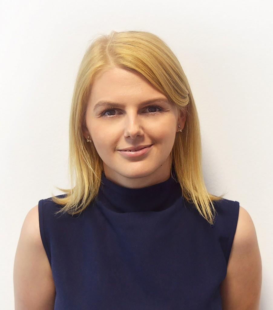 Oana Antohe speaker TeCOMM București 2017