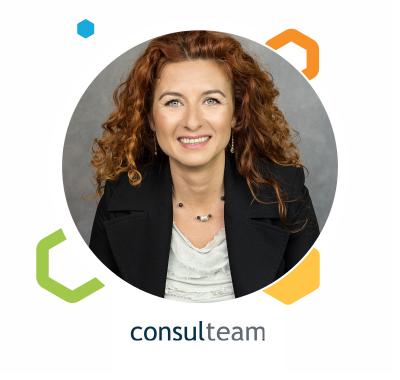 Oana Datki, SEE Managing Partner la Consulteam