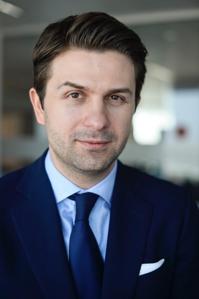 Dan Vidrascu speaker TeCOMM Cluj