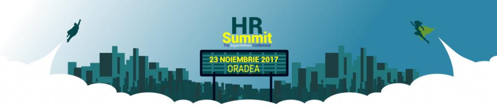 macheta HR Summit Oradea