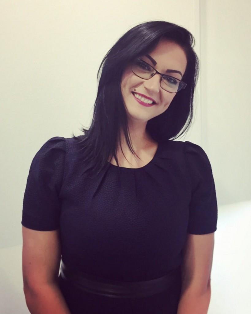 Alina Iordache speaker TeCOMM 2017