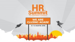 Macheta HR Summit Cluj 2018
