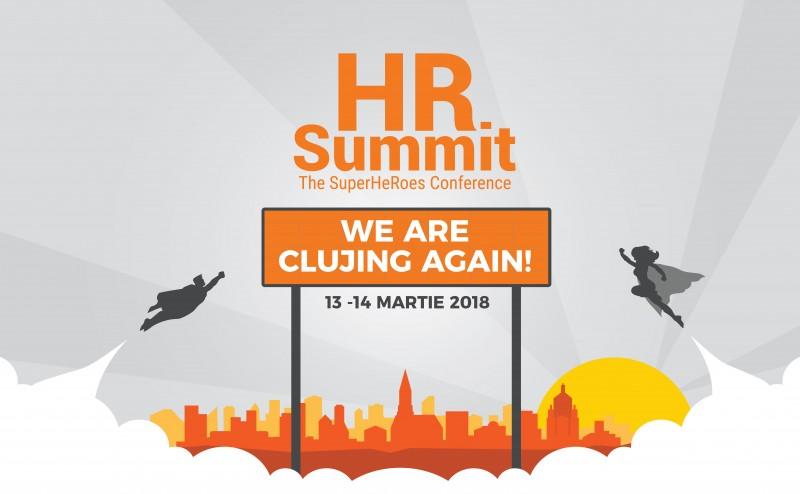 Macheta HR Summit Cluj 2018