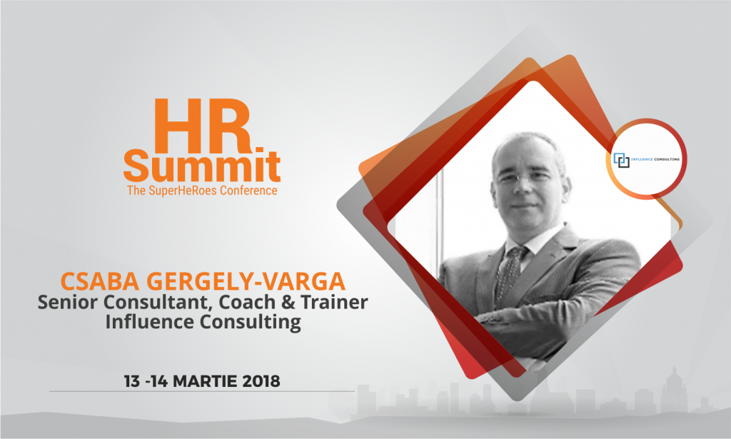 HR Summit - Csaba Gergely-Varga