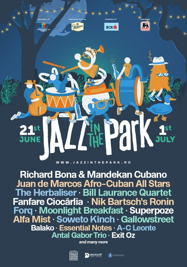 Jazz in the Park 2018