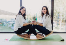 Wobbel Yoga Romania, placa Wobbel, yoga pentru copii, activitati pentru copii