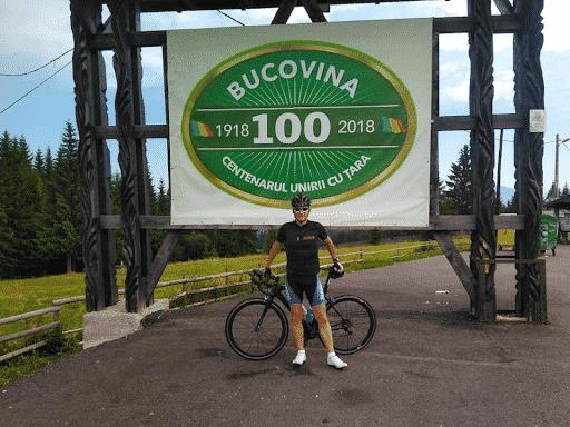 Sibiu - Putna pe bicicleta