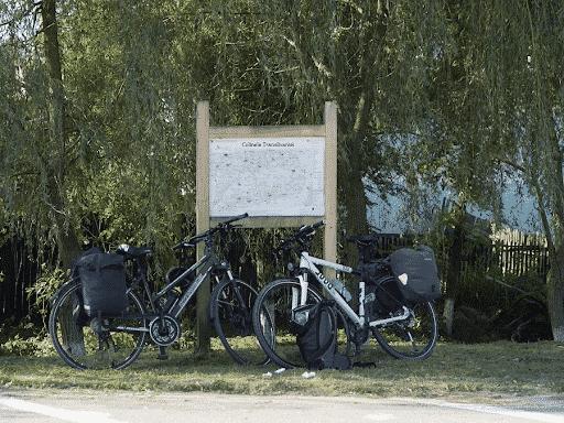 Turiste din Viena, in drum spre Moșna